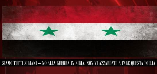 stop war on siria